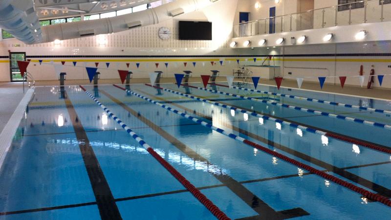 St. Albans Boys School Pool